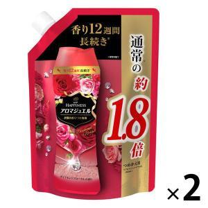 レノアハピネス アロマジュエル ダイアモンドフローラルの香り 詰め替え 特大 805ml 1セット(...