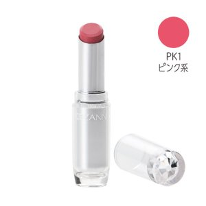 CEZANNE(セザンヌ) ラスティンググロスリップ PK1 ピンク系 セザンヌ化粧品