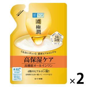 肌ラボ 濃極潤パーフェクトゲル 詰替 80g×2個 ロート製薬