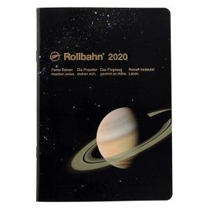 セール 2020年 手帳 ロルバーン ノートダイアリー プラネット A5 月間(マンスリー) 土星 ...