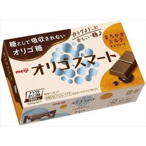 明治 オリゴスマートミルクチョコレート 1箱