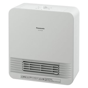 パナソニック セラミックファンヒーター 1170W DS-FN1200-W 3段階切替 ホワイト
