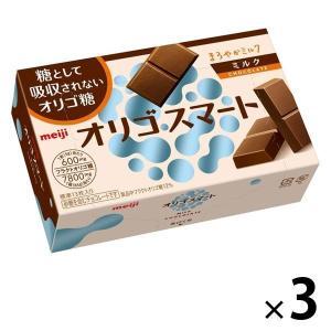 明治 オリゴスマートミルクチョコレート 3箱