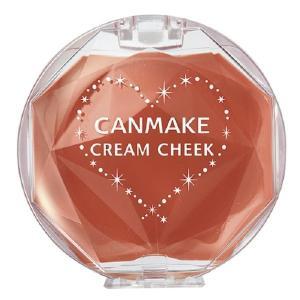 CANMAKE(キャンメイク) クリームチーク 17(キャラメルラテ) 井田ラボラトリーズ