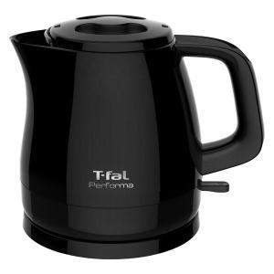 T-fal(ティファール)電気ケトル パフォーマ ブラック 0.8L KO1538JP