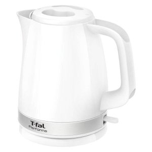 T-fal(ティファール)電気ケトル パフォーマ ホワイト 1.5L KO1541JP