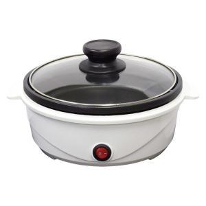 【アウトレット】ミニグリル鍋 COK-YM65A-W 1台 オーム電機 LOHACO PayPayモール店