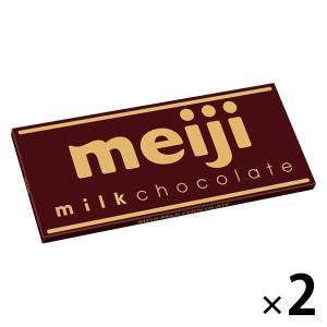 明治 ミルクチョコレートビッグ 400g 2個