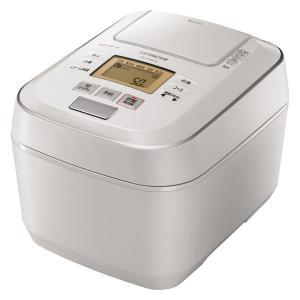 日立(HITACHI)炊飯器 ふっくら御膳 RZ-V100CM W