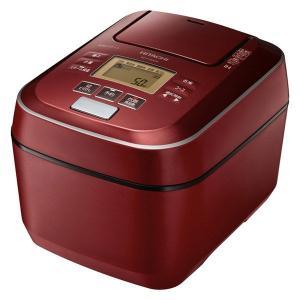 日立(HITACHI)炊飯器 ふっくら御膳 RZ-V100CM R