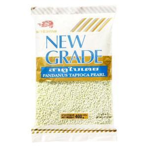 アウトレット NEWGRADE タピオカパール緑 1袋(400g)