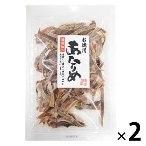 アウトレット カネタツーワン お徳用あたりめ 1セット(81g×2袋)