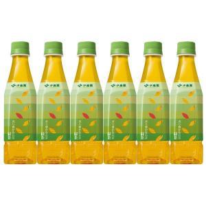 伊藤園 香り豊かなお茶 緑茶 320ml 1セット(6本)