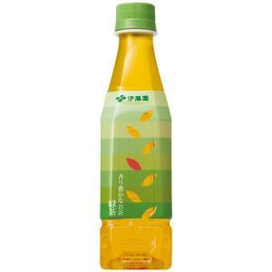 伊藤園 香り豊かなお茶 緑茶 320ml 1箱(30本入)