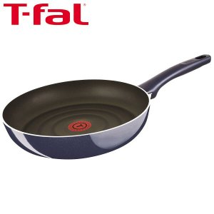 T-fal(ティファール)グランブルー・プレミア フライパン 27cm ガス火専用 D55106|y-lohaco