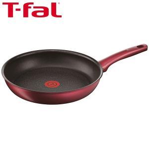 T-fal(ティファール)IHルビー・エクセレンス フライパン 28cm IH対応 C62206