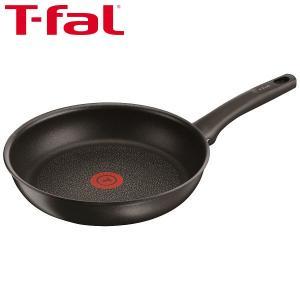 T-fal(ティファール)IHハードチタニウム・プラス フライパン 24cm IH対応 C63004