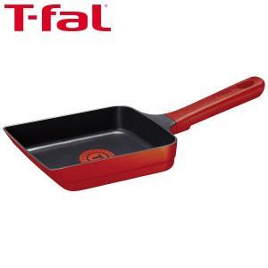T-fal(ティファール)IHルビー・エクセレンス エッグロースター 玉子焼き器 14×18cm IH対応 G60118|y-lohaco