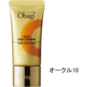 オバジC セラムファンデーション オークル10 30g SPF37 PA+++ ロート製薬
