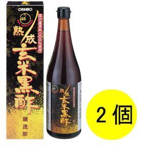 オリヒロ 熟成玄米黒酢(JAS) 1セット(3...の関連商品5