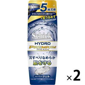 ハイドロプレミアム シェービングジェル 200g 1セット(2個) シック・ジャパン