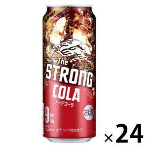 キリンビール キリン・ザ・ストロング ハードコーラ 500ml缶×24缶|y-lohaco