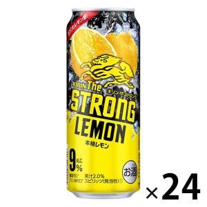 キリンビール キリン・ザ・ストロング ハードレモン 500ml缶×24缶|y-lohaco