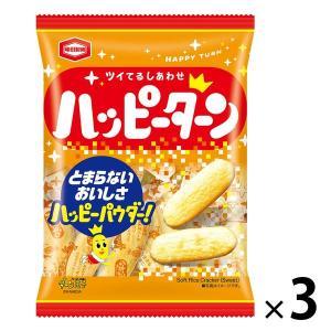 SALE 亀田製菓 ハッピーターン 108g 1セット(3袋入)