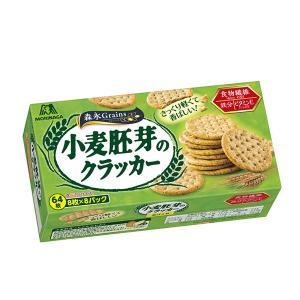 森永製菓 小麦胚芽のクラッカー 1箱