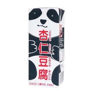 カルディコーヒーファーム オリジナルパンダ杏仁豆腐ミニ 215g 1セット(3個) y-lohaco 02