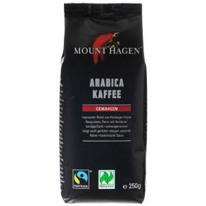 コーヒー粉 MIE PROJECT マウントハーゲン オーガニック フェアトレード ロースト&グラウ...