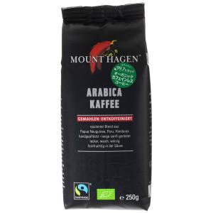 コーヒー粉 MIE PROJECT マウントハーゲン オーガニック フェアトレード カフェインレス ...
