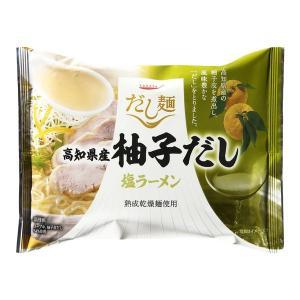 tabete だし麺 高知県産柚子だし塩ラーメン 1袋