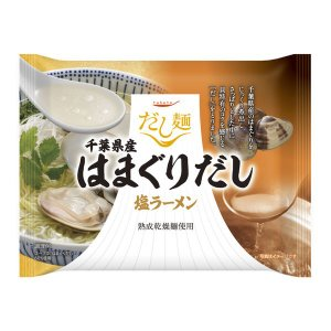 tabete だし麺 千葉県産はまぐりだし塩ラーメン 1袋
