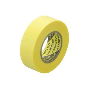 塗装用マスキングテープ カブキS 幅18mm×長さ18m 1箱(70巻:7巻入×10パック) カモ井加工紙|LOHACO PayPayモール店