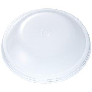 デザートカップ用ドーム型フタ 1袋(100個入)|y-lohaco