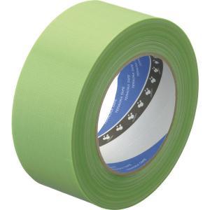 寺岡製作所 養生テープ P-カットテープ No.4140 塗装養生用 若葉色 幅50mm×長さ50m...