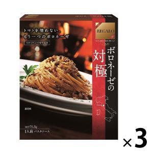 日本製粉 REGALO ボロネーゼの対極 1セット(3個)