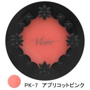 ヴィセ(Visee)リシェ リップ&チーク クリーム PK-7アプリコットピンク コーセー