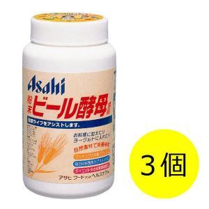 粉末ビール酵母 1セット(180g×3個) アサヒグループ食品 サプリメント|y-lohaco