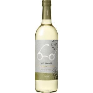 ビオ マニア オーガニック シャルドネ 750ml チリ 白 辛口  白ワイン
