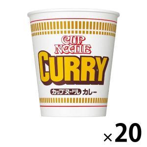 日清食品 カップヌードル カレー 20食|y-lohaco
