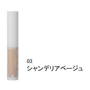 CANMAKE(キャンメイク) シルキースムースアイクレヨン 03(シャンデリアベージュ) 井田ラボ...