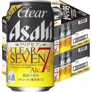 アサヒビール クリアアサヒ クリアセブン 350ml×48缶|y-lohaco