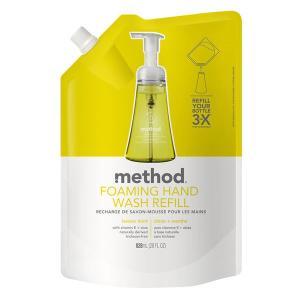 method(メソッド) ハンドソープ フォーミング レモンミント 詰替え 828ml 1個