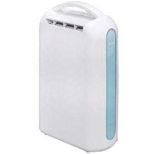 アイリスオーヤマ 衣類乾燥除湿機 デシカント式 青 IJD-H20-A 除湿能力2.2L/日|y-lohaco