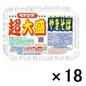 まるか食品 ペヤング ソースやきそば超大盛 18個
