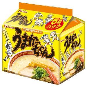 ハウス食品 うまかっちゃん とんこつ 1パック(5食入)×5個|y-lohaco