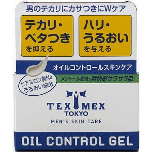 テックスメックス オイルコントロールジェル 24g シャンティ