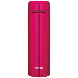 アウトレット サーモス(THERMOS) 水筒 真空断熱ケータイマグ 480ml ストロベリー JNW-480 SBR ECO|LOHACO PayPayモール店